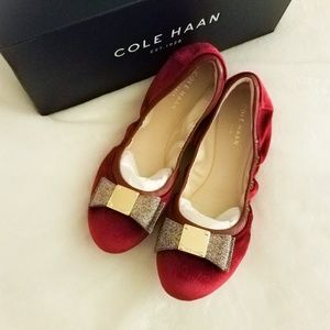 Cole Haan Tali Bow Flats